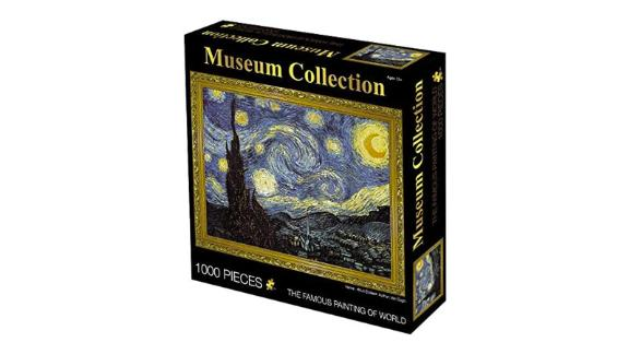 Powza Classic Oil Paintings 1,000-Piece Jigsaw Puzzle