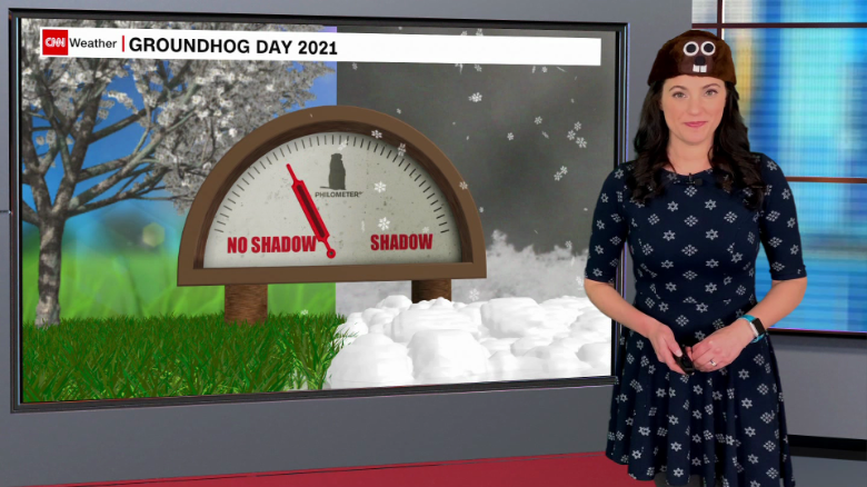 A groundhog forecast: More winter or early spring?