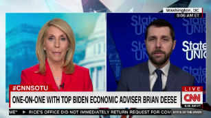 Biden econ chief: 'We're open' to making checks more targeted