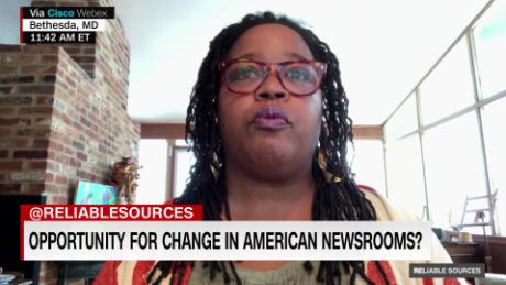 Opportunity for change in American newsrooms?