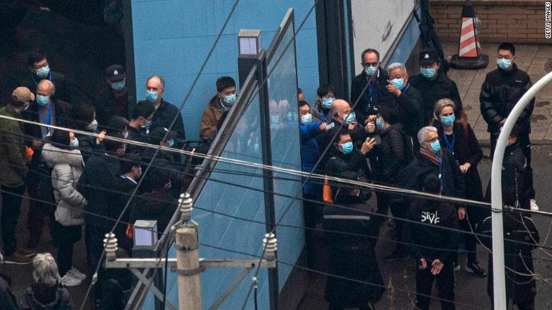 CNN Exclusive: WHO Wuhan mission finds possible signs of wider original outbreak in 2019