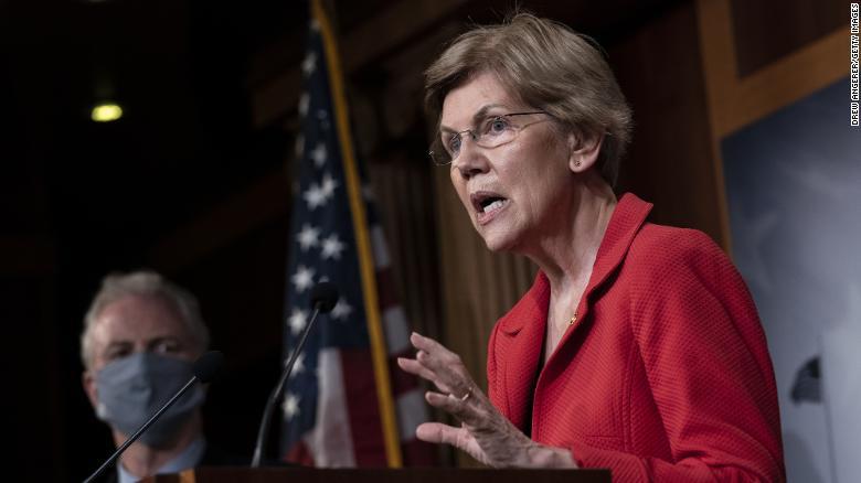 Elizabeth Warren reflects on 2020 loss and gender in new memoir