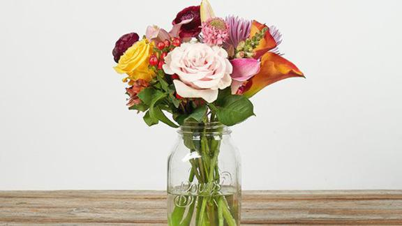 The Bouqs Company Honeyberry Bouquet