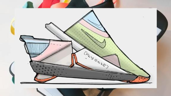 Image for Nike made a hands-free shoe and you have to see it to believe it