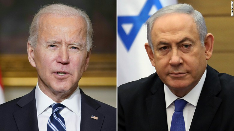 Biden and Netanyahu's decades-long friendship faces new test after Israel's Prime Minister went all in for Trump