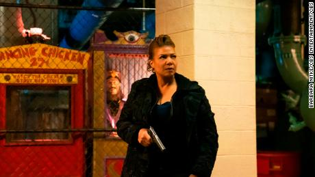 "Queen Latifah stars in the CBS drama ""The Equalizer."""