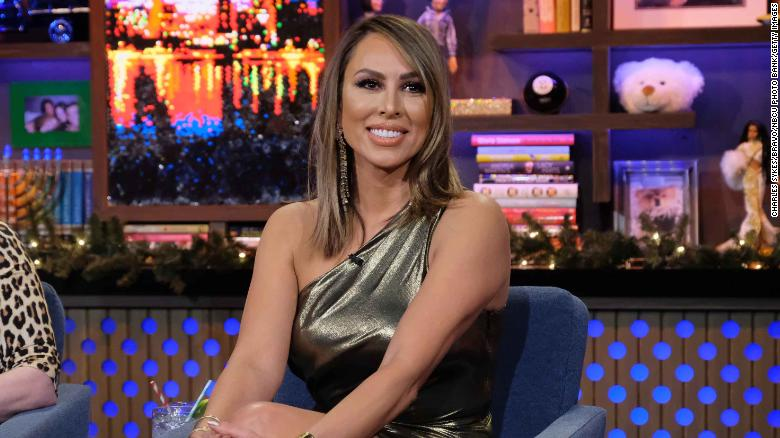 Kelly Dodd of 'RHOC' reacts to Positive Beverage letting her go following Covid-19 comments