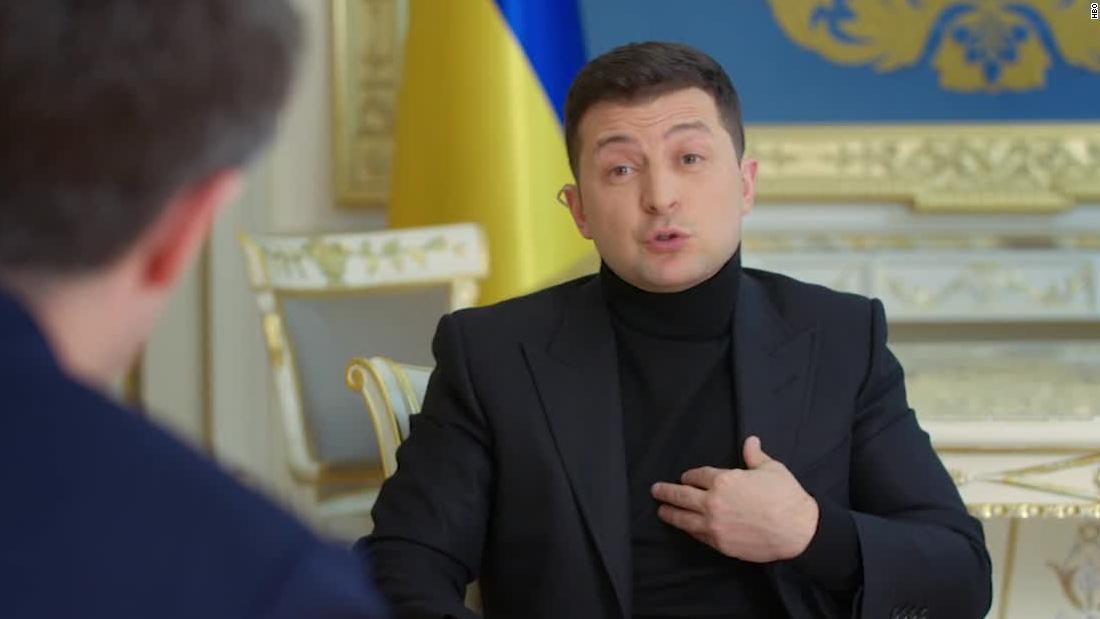 Ukrainian President Zelensky invites Russia's Putin to meet – CNN