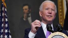 Analysis: Biden turns to skills that powered his 2020 victory to sell Covid-19 relief