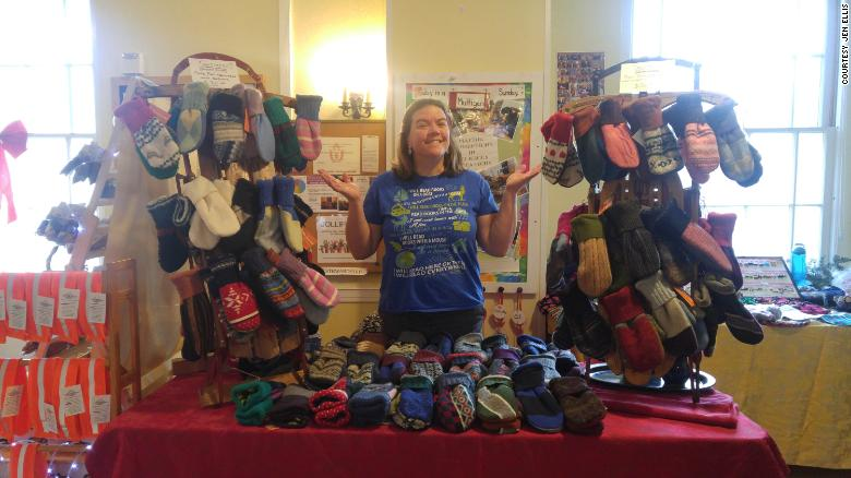 The teacher behind Bernie Sanders' mittens teams up with a teddy bear factory to make them for the masses