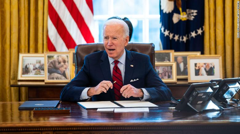 At least 65% of Americans say Black Americans will gain influence under Biden, Pew Research survey finds