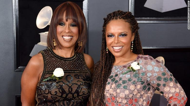 Gayle King's daughter Kirby Bumpus got married at Oprah Winfrey's home