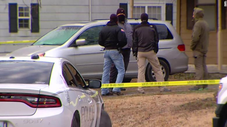 Five children and a man are killed in a shooting in Muskogee, Oklahoma