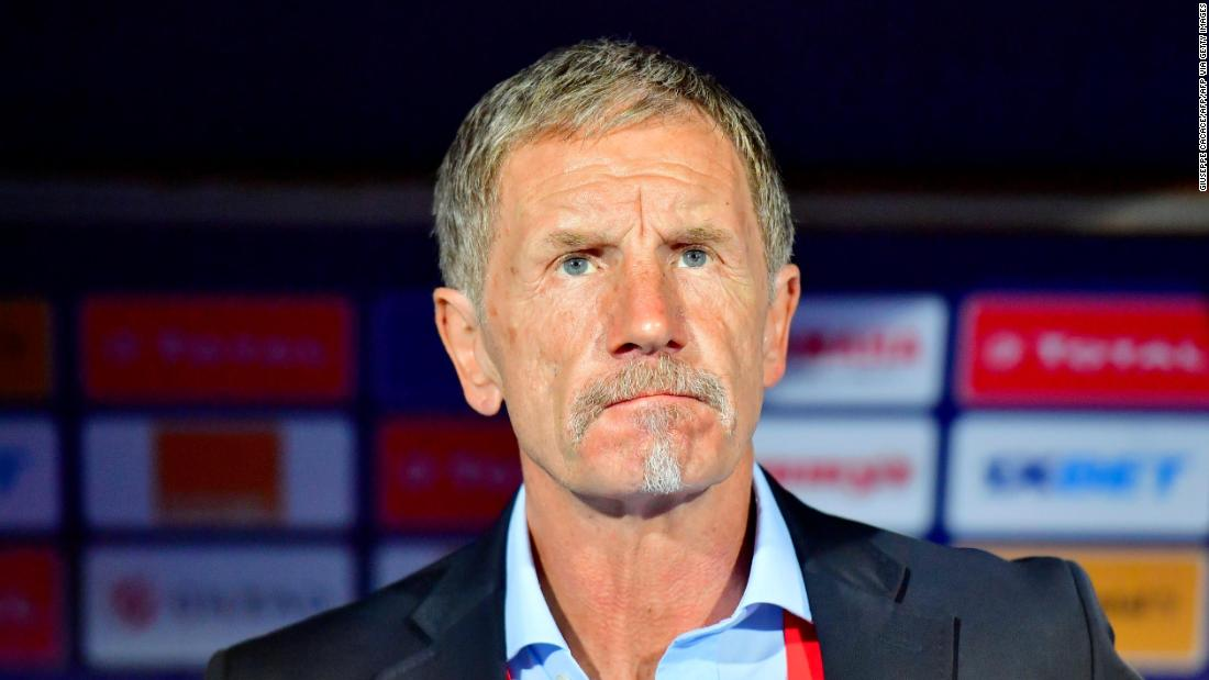Stuart Baxter sacked by Indian football club Odisha over comments about rape