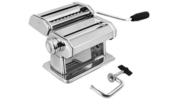 Gourmex Stainless Steel Manual Pasta Maker