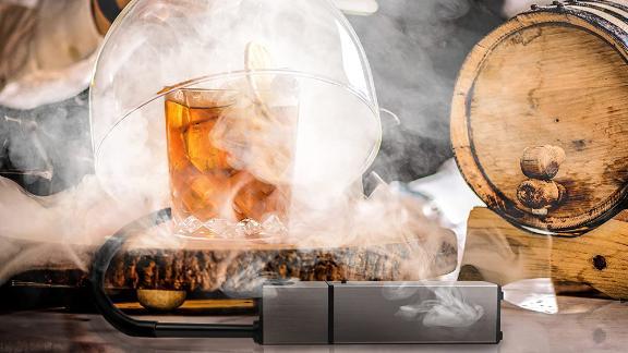 Gramercy Kitchen Cocktail Smoker