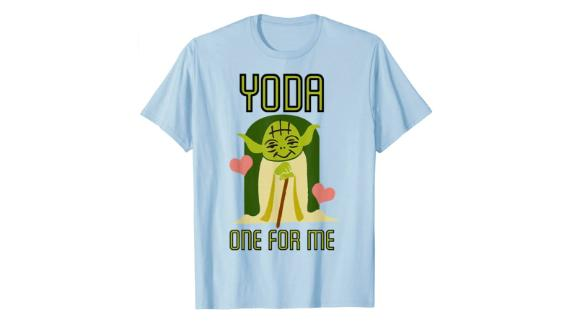 Star Wars 'Yoda One For Me' Graphic T-Shirt