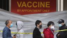 Covid-19 vaccine rollout puts a spotlight on unequal internet access