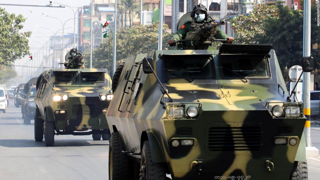 Myanmar cuts <b>Facebook</b> access as military tightens grip following coup thumbnail