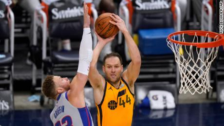 The West has a new best as Utah Jazz win and Los Angeles Clippers fall