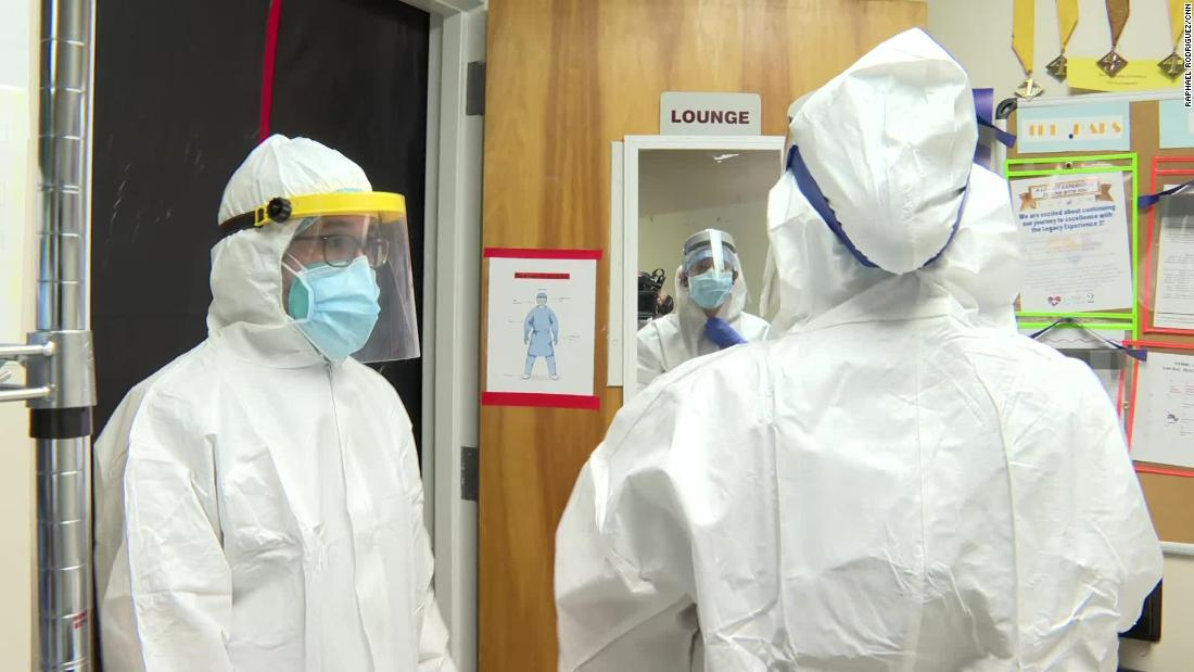 Hospitals in Texas border towns are fighting an explosion of post-holiday coronavirus cases