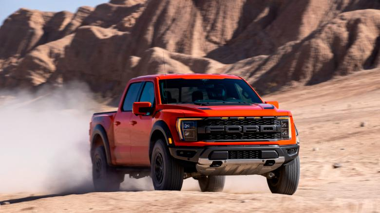 What Makes Ford S New F 150 Raptor Pickup Truck Special Isn T Under The Hood Cnn