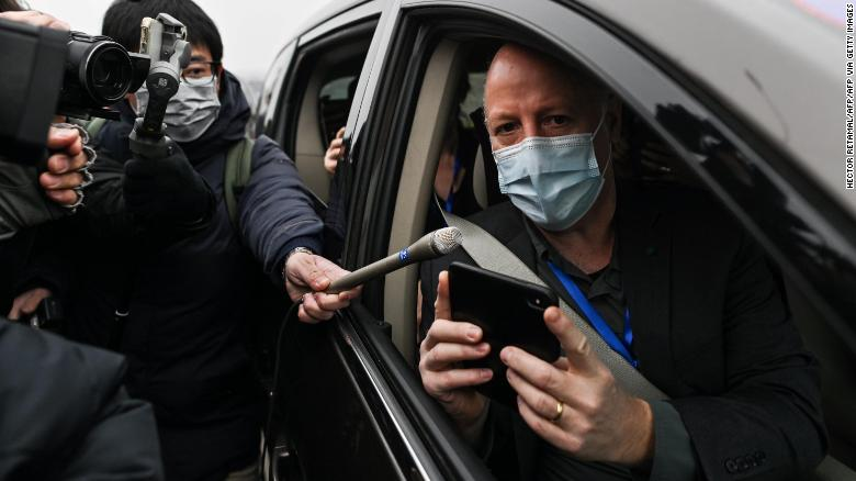 OMS Wuhan coronavirus conspiraciones