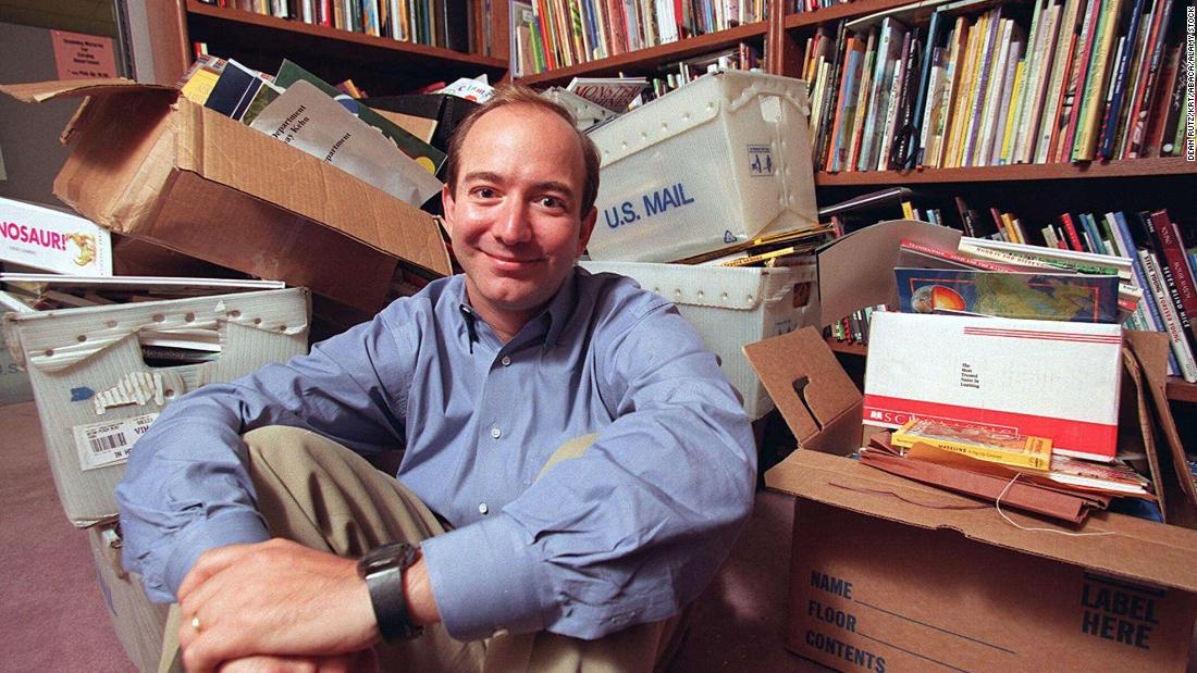 Jeff Bezos's complicated legacy as CEO of Amazon - CNN