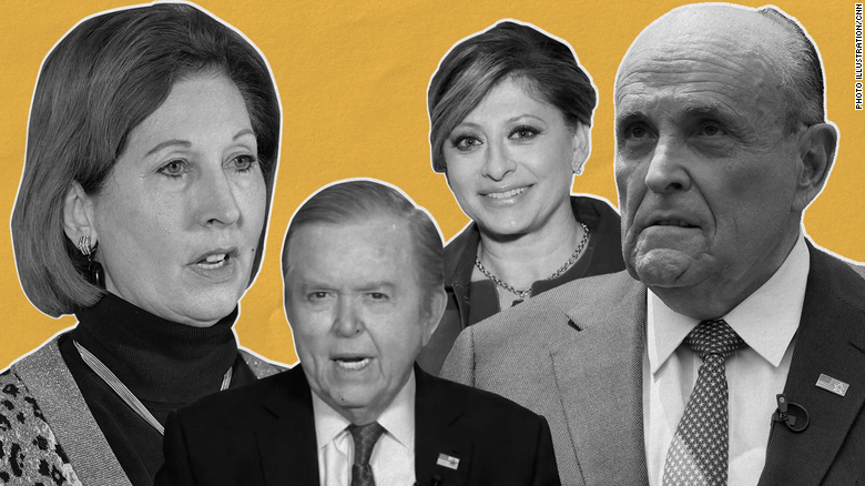 Read the $2.7 billion lawsuit against Fox News, Rudy Guiliani and Sidney Powell