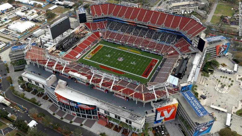 Domestic violent extremism remains a concern for Super Bowl security this weekend