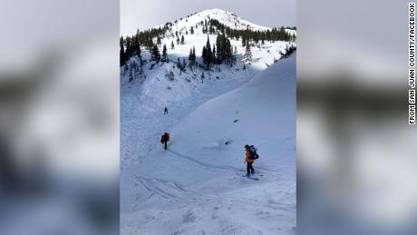 Three skiers found dead from a Colorado avalanche are identified as local officials