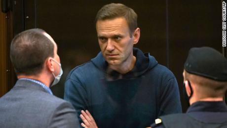 Опасности репрессий Кремля в отношении Алексея Навального сделали его мучеником