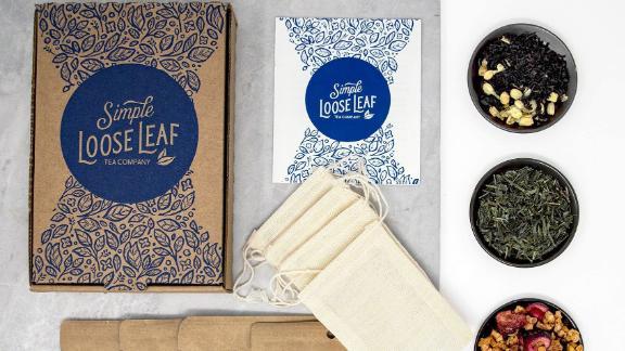 Simple Loose Leaf Tea Subscription