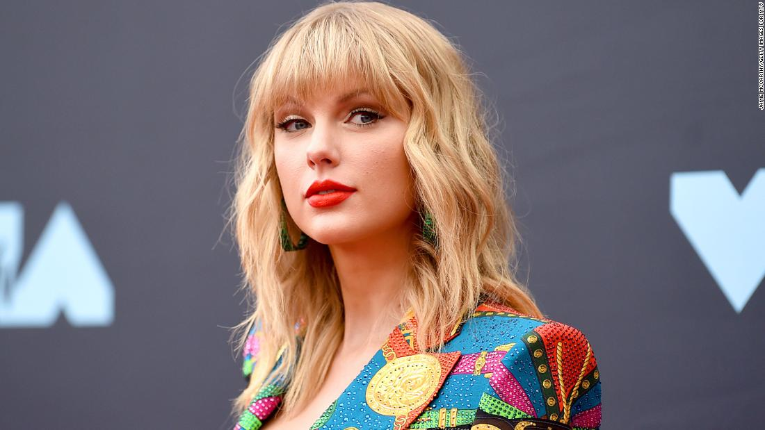 A Utah theme park is suing Taylor Swift over 'Evermore' album title - CNN