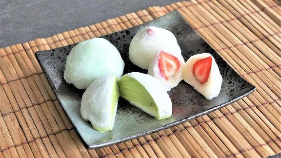 Mochi Making With a Certified Japanese Instructor