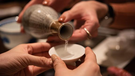 Virtually Learn About Sake at a Bar in Tokyo