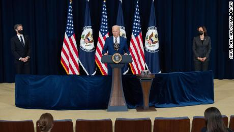 The Biden administration will reconcile with the UN Human Rights Council