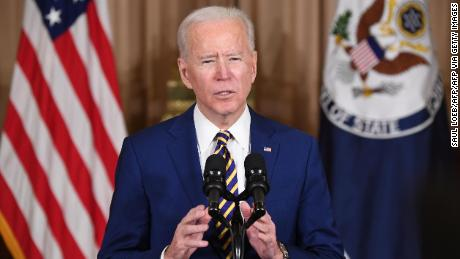 Biden administration prepares to impose sanctions on Russia over Navalny poisoning and SolarWinds hack