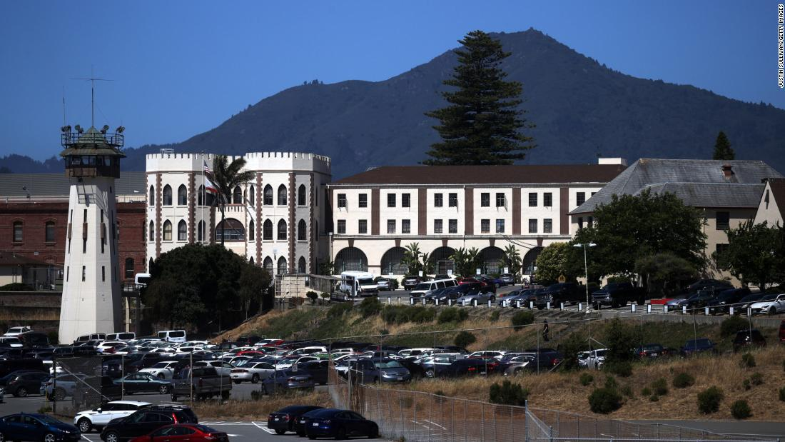 San Quentin prison fined more than $400,000 after deadly Covid-19 outbreak - CNN