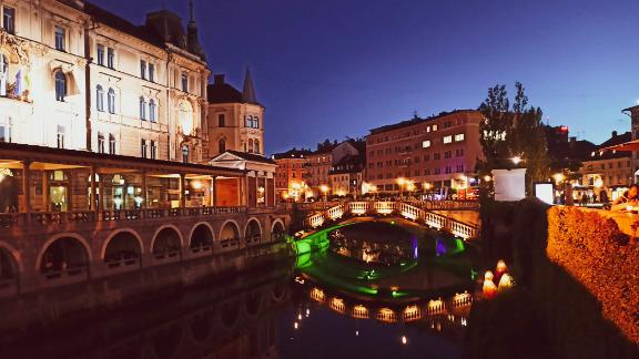 Ljubljana Love Stories: A Virtual Tour With Romantic Stories From Slovenia