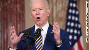 Lawmakers call Biden's Yemen policy a 'historic shift' in US foreign relations