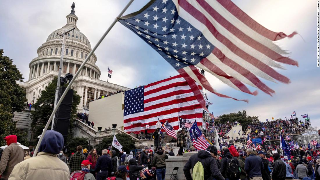 Trump supporters say they deserve the credit for storming the Capitol -- not Antifa