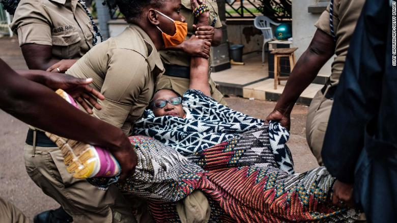 Alleging her partner was abducted and tortured, Ugandan activist Stella Nyanzi flees to Kenya