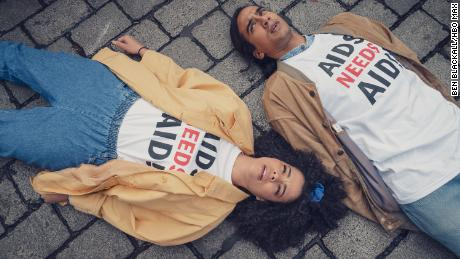AIDS campaigners in the 1980s complained of a lackluster response from governments.