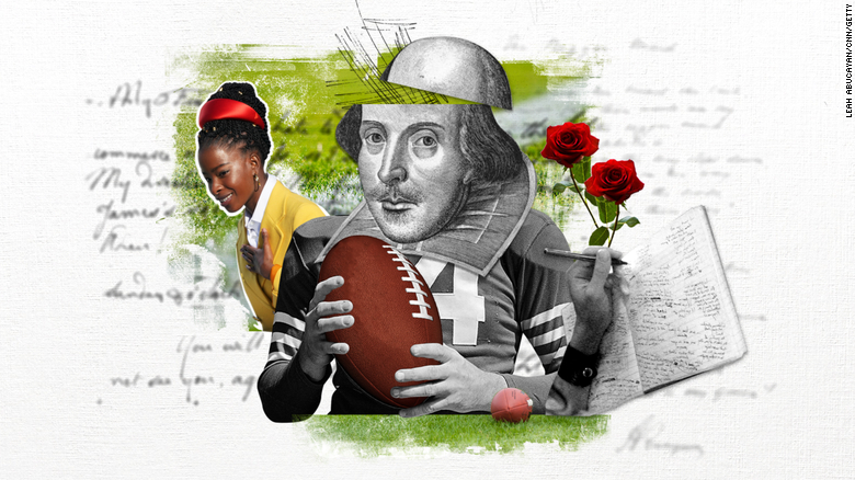 Poetry + football: It's not as strange as it sounds