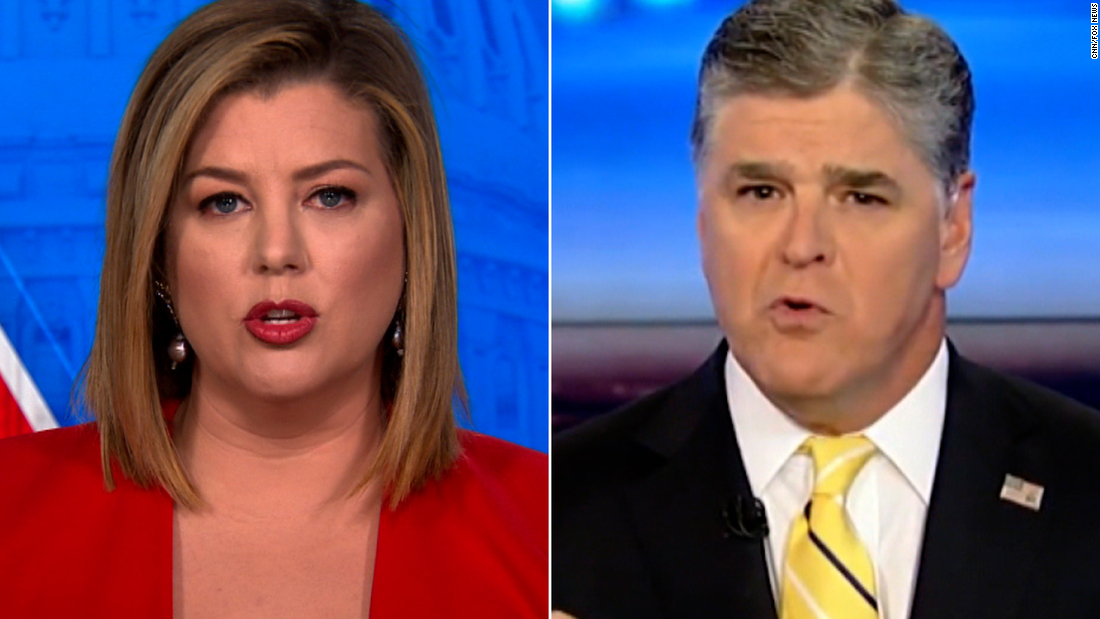Why Sean Hannity's claims on QAnon aren't adding up - CNN Video