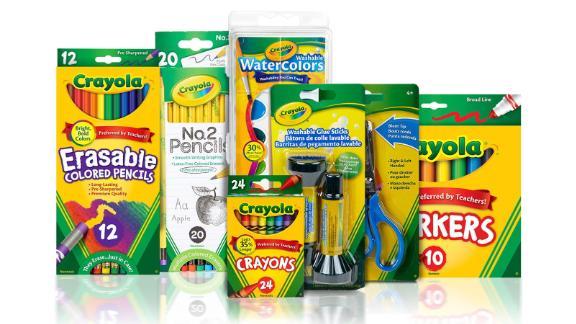 Crayola Back To School Kits
