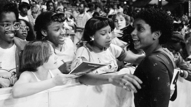 Dianne Durham, the first Black national champion of US gymnastics, dies at 52