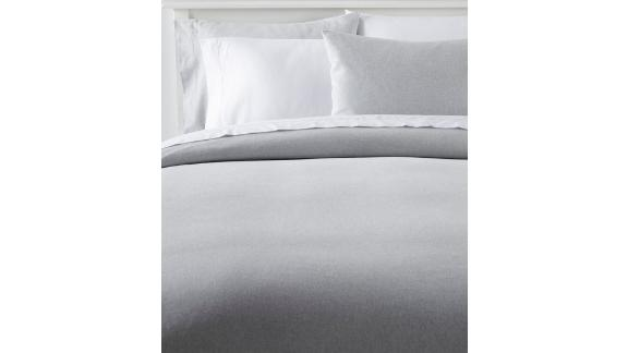 L.L. Bean Ultrasoft Comfort Flannel Comforter Cover