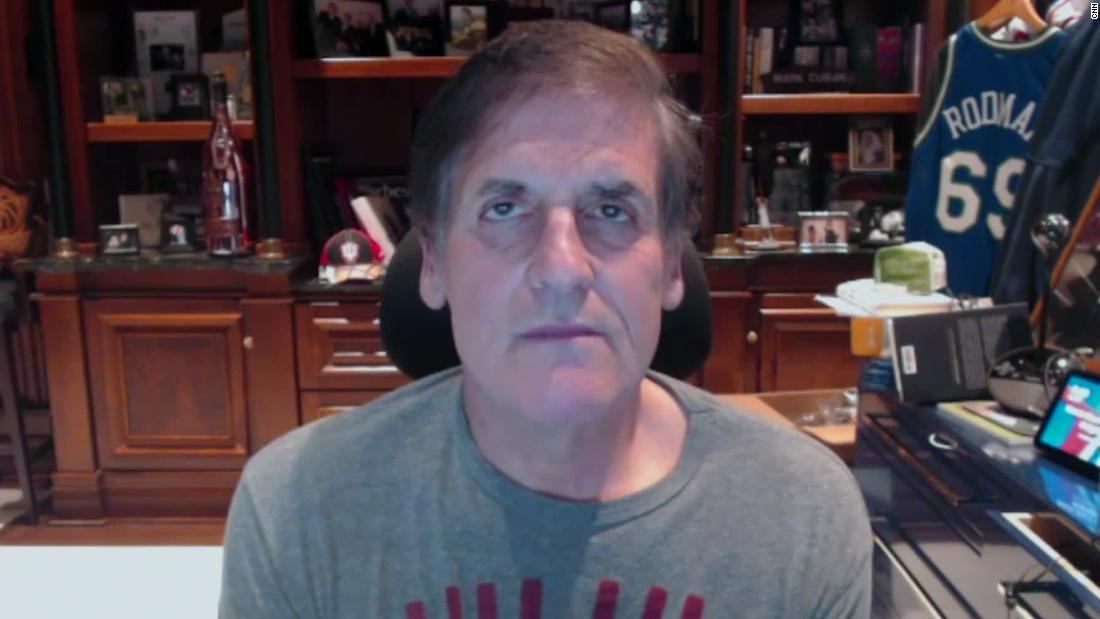 Mark Cuban on 'Lou Dobbs Tonight' cancellation: Words have consequences - CNN Video